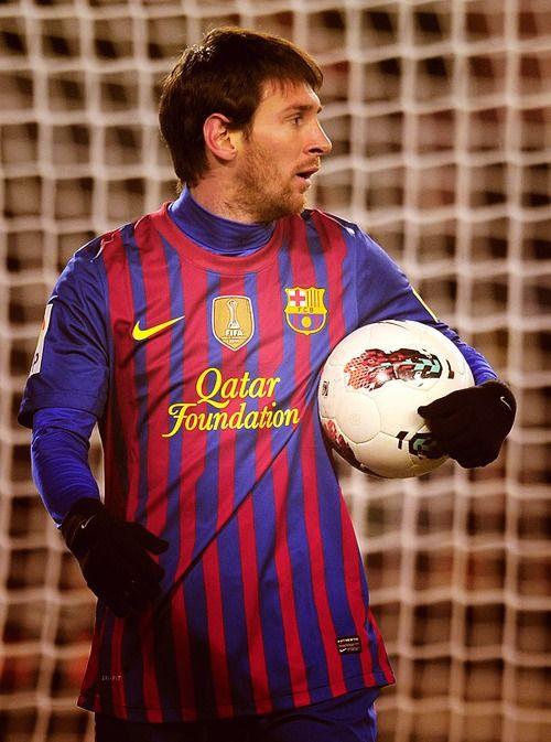 Messi - FC Barcelona 2012