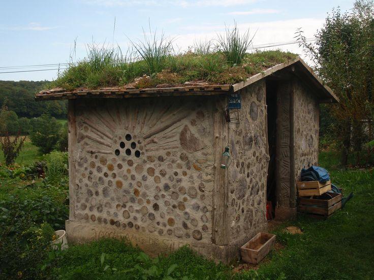 7 best bois cordé images on Pinterest Arquitetura, Wood ideas and - maison bois et paille