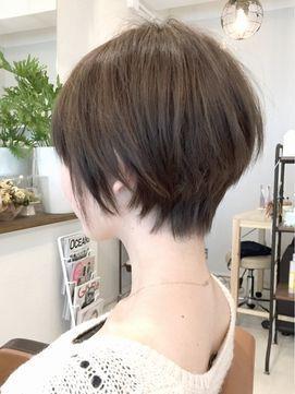 キレイめショートボブ - 24時間いつでもWEB予約OK!ヘアスタイル10万点以上掲載!お気に入りの髪型、人気のヘアスタイルを探すならKirei Style[キレイスタイル]で。