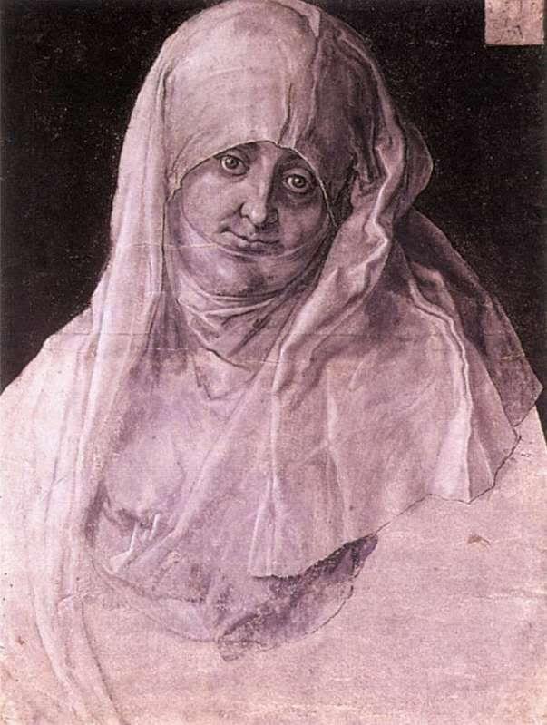 Photobucket. Портрет Агнес Дюрер, жены