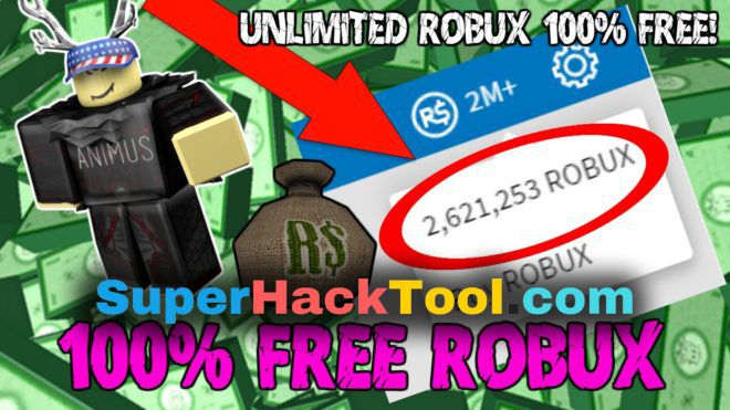 Roblox Robux Hack And Cheats 2018 How To Get Free Robux And Tix