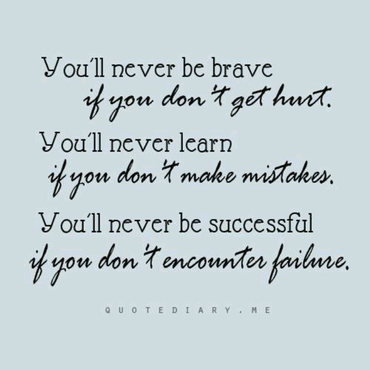 Tired Of Being Brave Strong Insight Quotes Failure Quotes