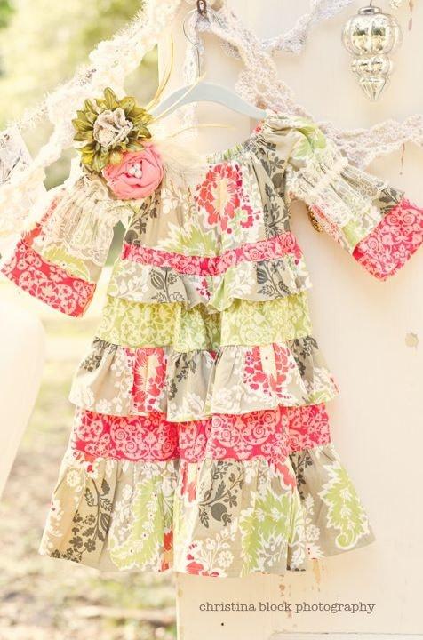 Madison got this dress for Christmas! BEAUTIFUL!