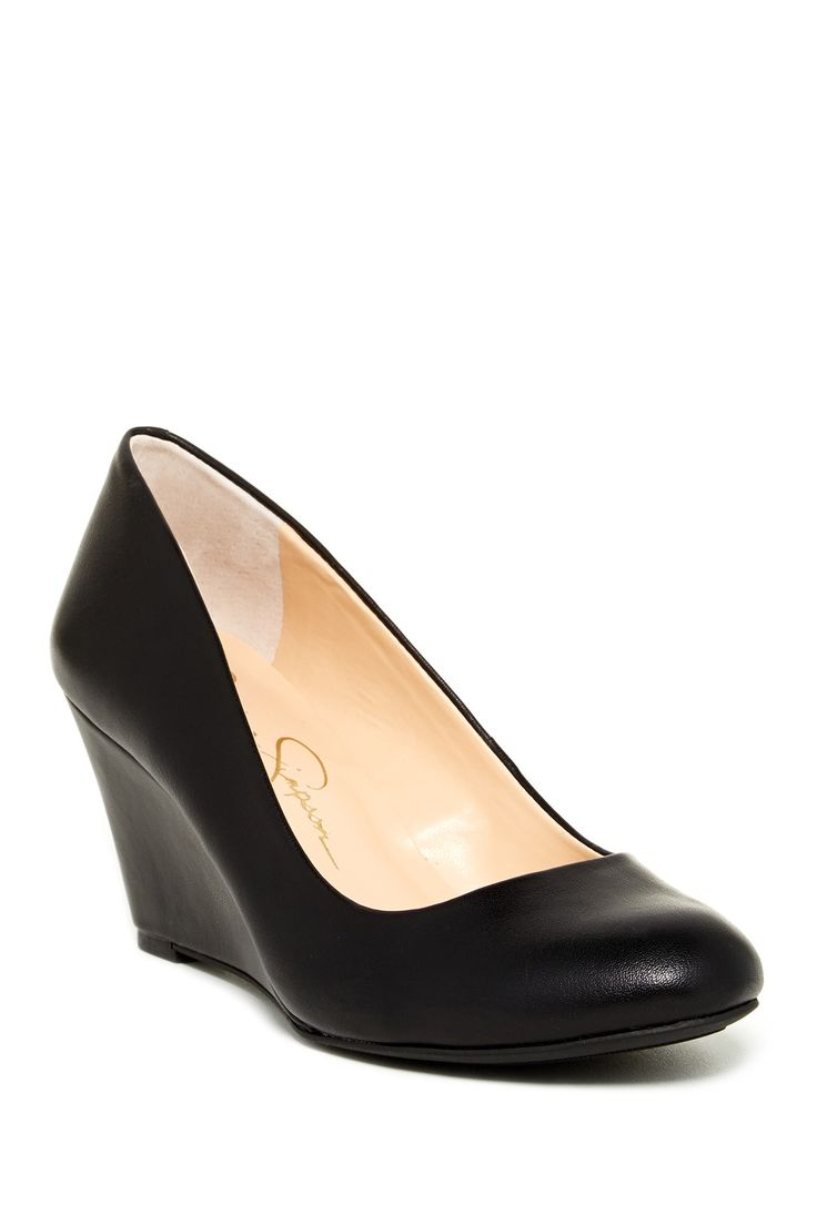 Jessica Simpson - Sampson Wedge Heel at Nordstrom Rack. Free Shipping on orders over $100.
