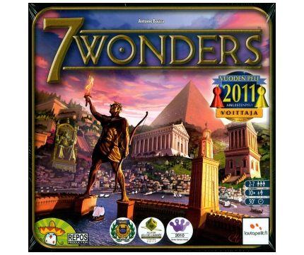 7 Wonders (SVE)