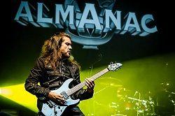 Симфо-павер-метал группа Almanac, возглавляемая бывшим участником группы Rage, гитаристом Виктором Смольским (на фото), анонсировала выход своего нового студийного альбома «Kingslayer». Его выпустит 3 ноября 2017 года немецкий лейбл Nuclear Blast. Смольский записывал вторую пласт