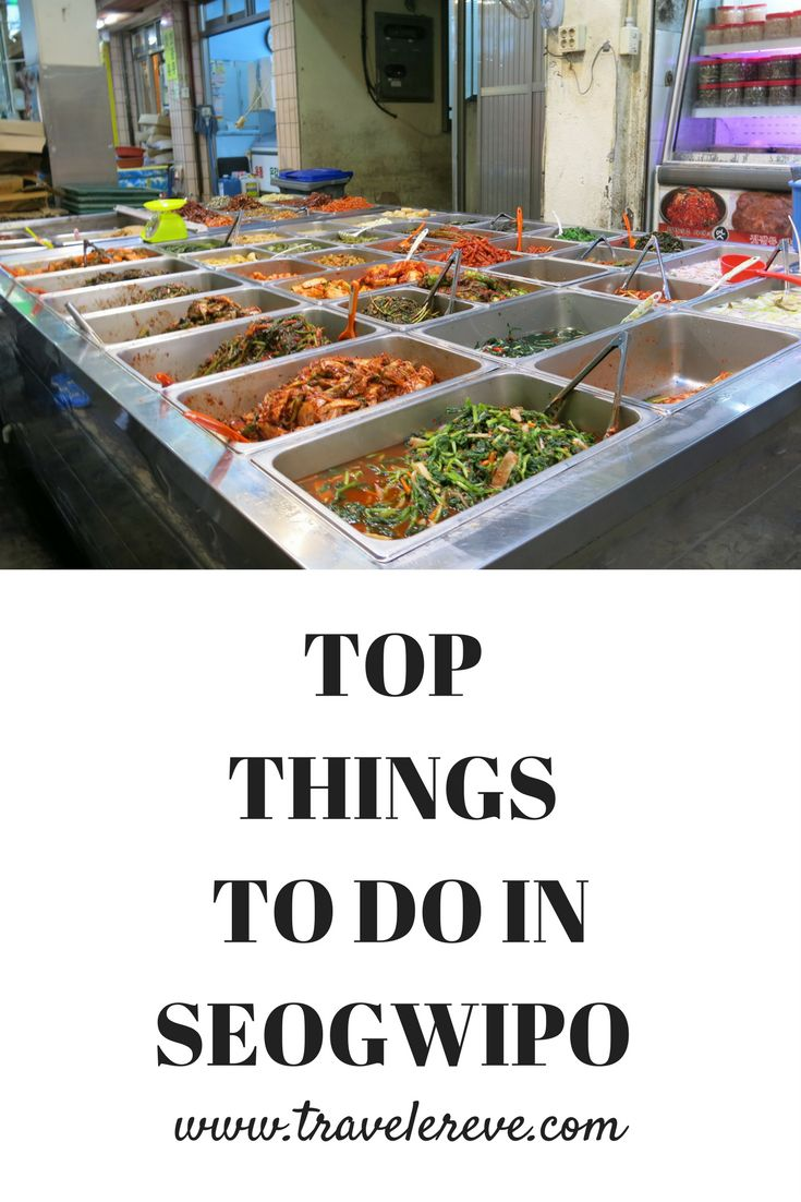 Top Things to do in Seogwipo - Visit a Traditional market Seogwipo Maeil Olle Market 서귀포매일올레시장!