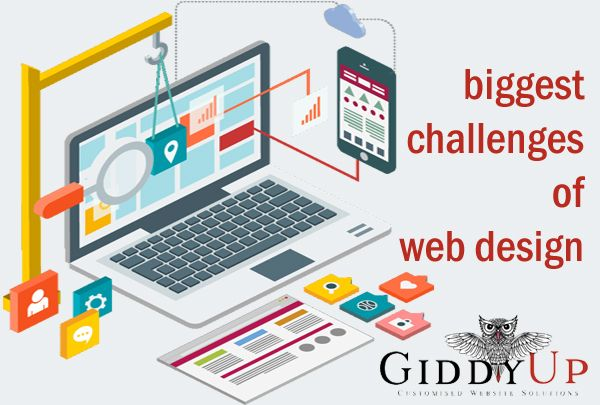 The Challenges Of Web Design In Cape Town Posts By Giddyup Web Design Challenges Design