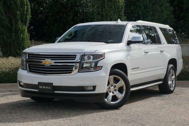 Ebay Advertisement 2016 Chevrolet Suburban Ltz Navigation Mid