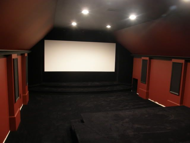 Page MysticalJet Theater Home Theater Design And Construction