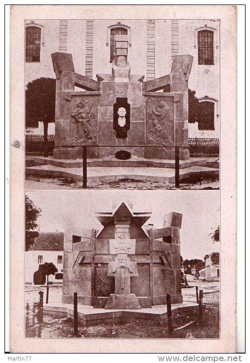 Pamätník MRŠ - Légie