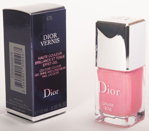 #Лак для ногтей #Dior Le Vernis 676 Cruise - #PerfettoME