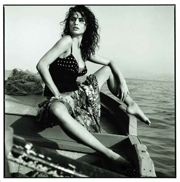Catrinel Menghia by Michel Perez for Bambi Magazine #6h | That's ...