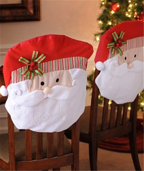 26 Best Images About 2013 Christmas Chair Cover Set On