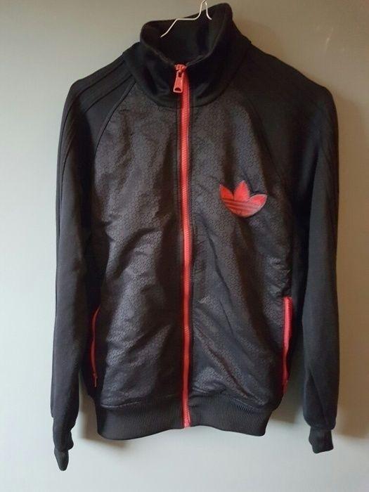 Adidas Retro Sweat Jacke Vintage / trainingsjacke