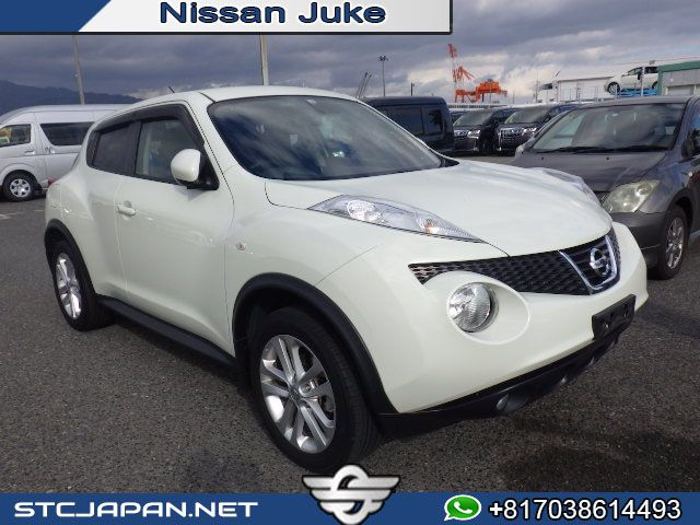 Buy Nissan Juke From Japan Japanese Used Cars Nissan Juke Cars For Sale