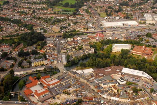 Chippenham Town Council anger at transport plan