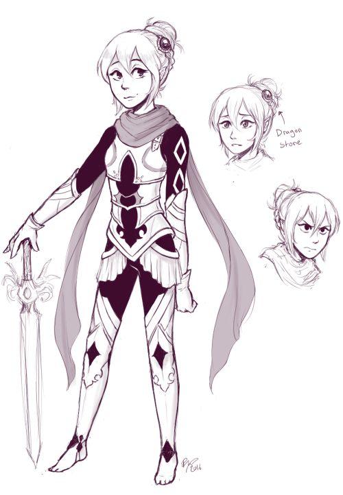 Fire Emblem Fates - Older F!Kana