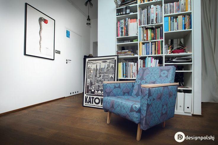 Fotel .KOSMOS. projekt DesignPolski www.designpolski.com https://www.facebook.com/designpolski.sklep