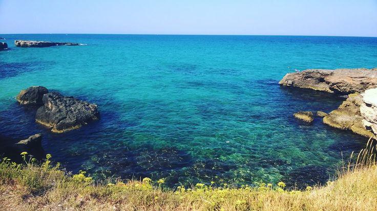 Capitolo (BA) - Puglia | Italy  #summer #estate2016 #calmapiatta #pugliaishome #estate #summer2016 #zingarata #puglia2016 #puglia #ig_puglia #capitolo #yallerspuglia #volgopuglia #igerspuglia #adriatico #adriaticsea #sea #seaside #volgobari