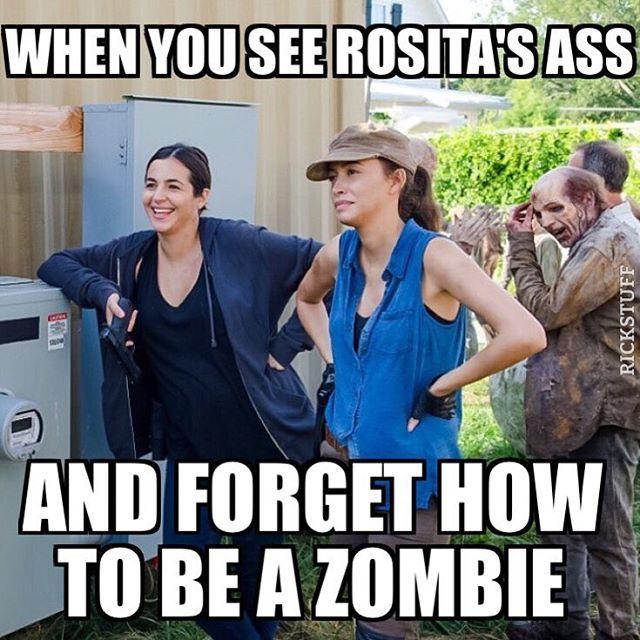 Do you think Rosita will die this season? #thewalkingdead