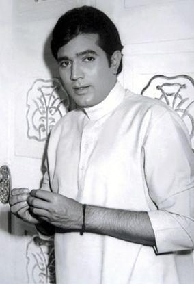 Rajesh Khanna.