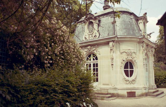 Paris. Parc de Bagatelle.