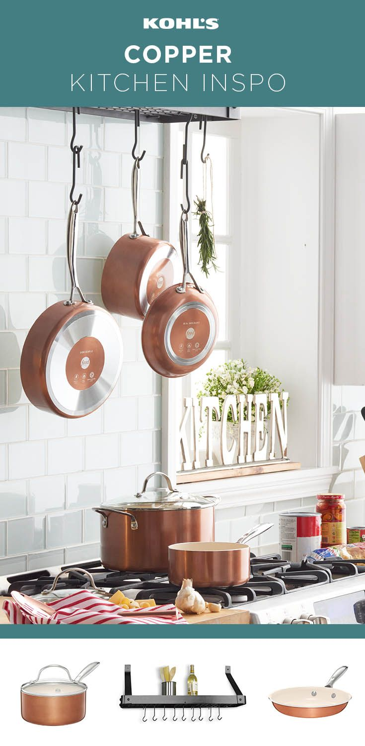 Copper Is The Metal Of The Moment And It S Easy To Add Just A