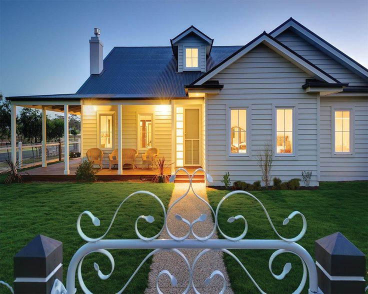 Weatherboard home builders western australia house plan 2017 for Country home designs wa