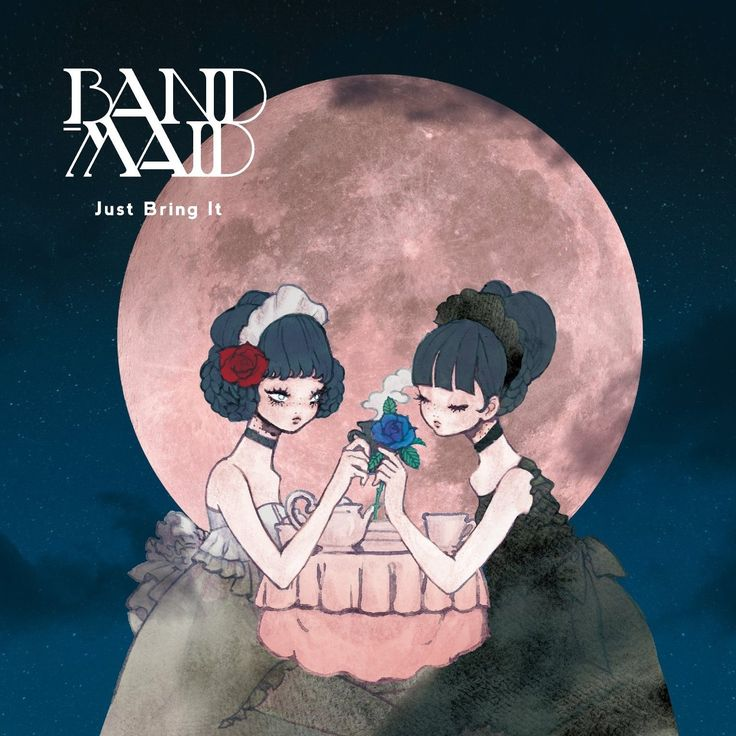 Band-Maid, Just Bring It
