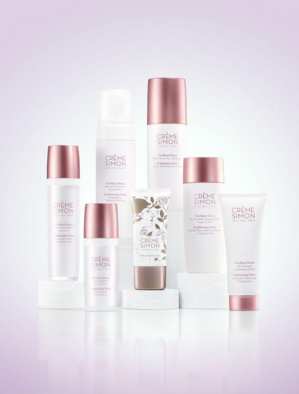 Epicurean skin care line