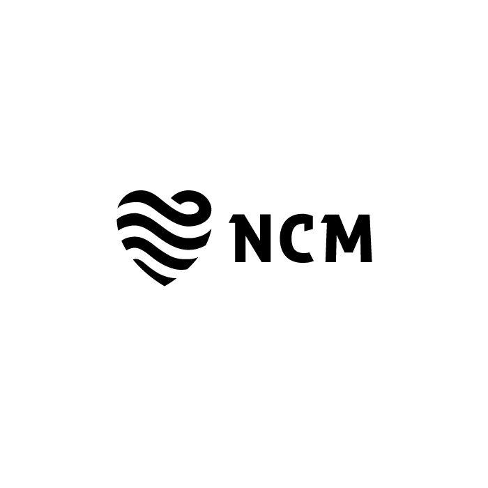NCM logo by WAKEUPTIME