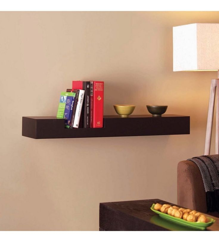Metal Style Book Cum Display Shelf by Metal Style Online - Wall Shelves - Home Decor - Pepperfry Product