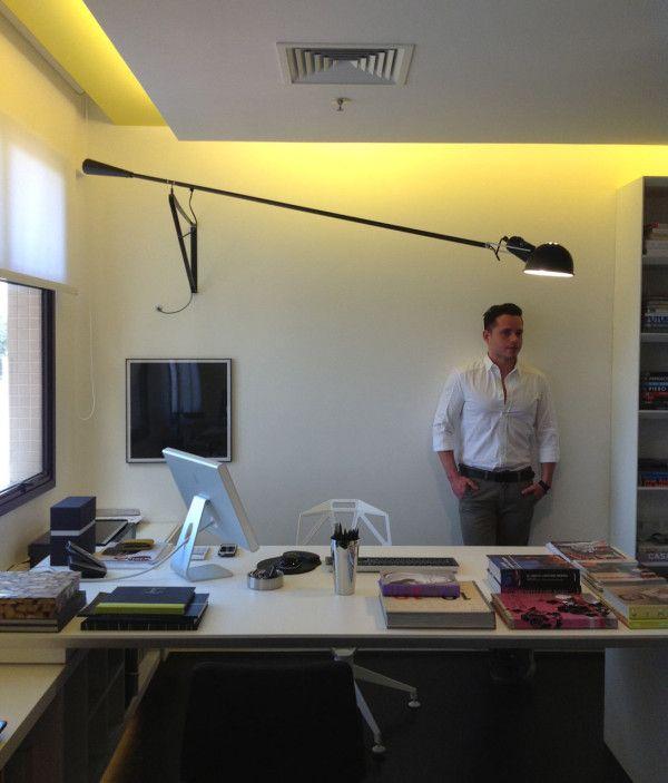 Where I Work: Diego Revollo Светильник настенный Flos 265  - 1 000$