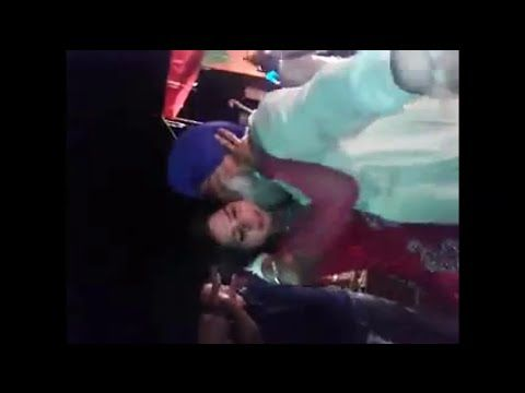 Hot Indian Girl Dancing Force by Old Man to Kissing ||Must Watch||
