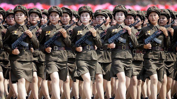 ICYMI: Violadas y sin menstruación: una exsoldado cuenta cómo es ser mujer en el Ejército norcoreano