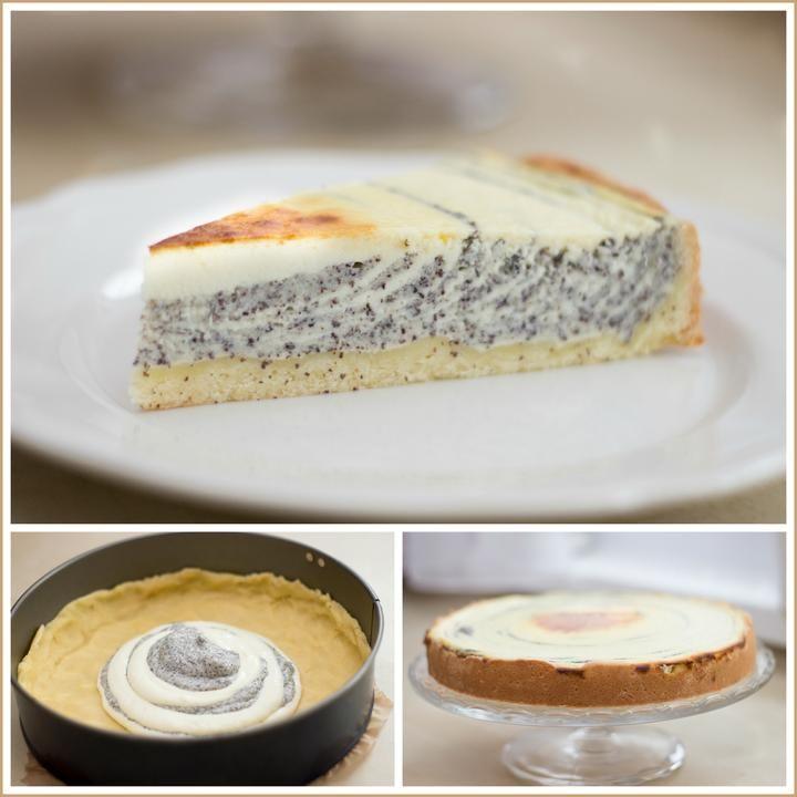 Rádi jíme - aneb vaření a pečení u nás doma - Pruhovaný tvarohovo-makový koláč - Album uživatelky zzuzziik - Foto 133