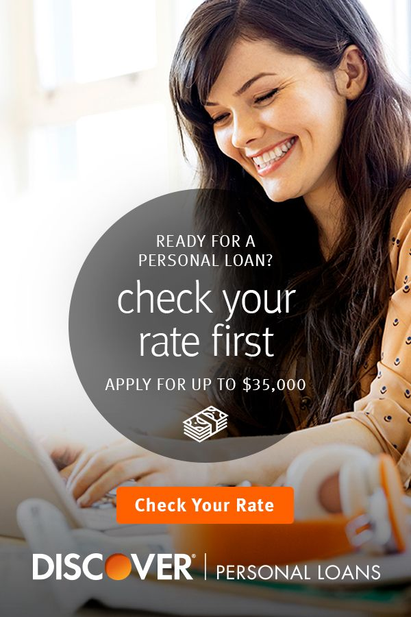 Thinking About A Personal Loan Before You Apply Get Your Interest Rate On A Discover Personal Loan There S No I Personal Loans How To Apply Credit Score