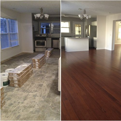 Basement Remodeling: Before & After Transformation
