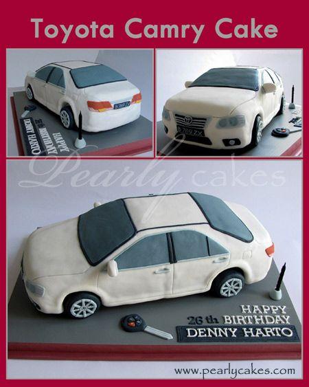 Monster High Car Birthday Cake Ideas