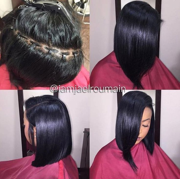 Braid Less Sew In Hair Pinterest Sew Ins And Sew
