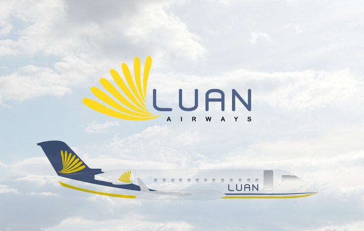 Logo Design for a Luxury Charter Airline