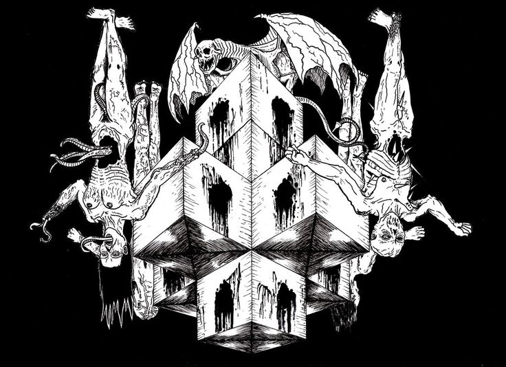 Satanic Corpse Tesseract