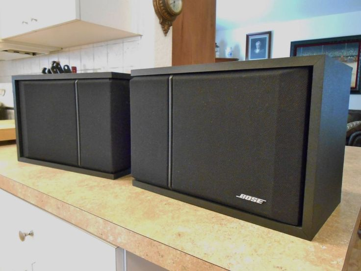 Details about Bose 201 Series III Direct Reflecting ...