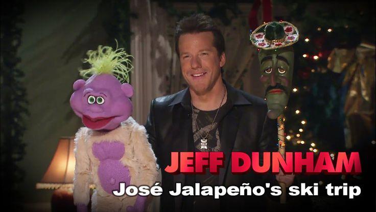 """José Jalapeño's ski trip"" | Jeff Dunham: Jeff Dunham's Very Special Chr..."