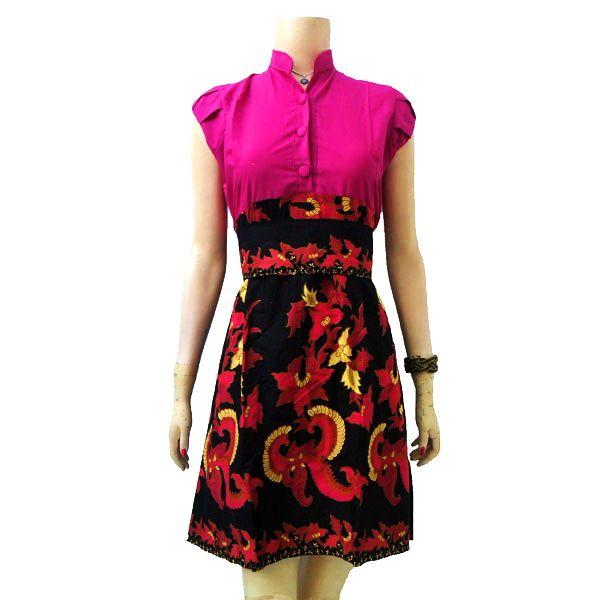 ibaju batik wanita moderni iModerni iBatiki Sekar Pinterest