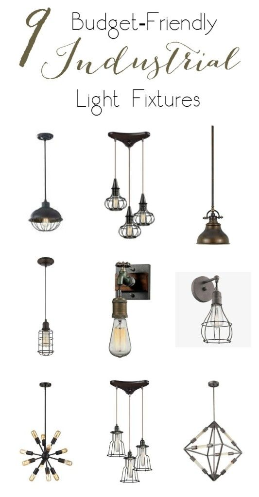 How to make your own diy industrial sconces industrial light fixtureslight