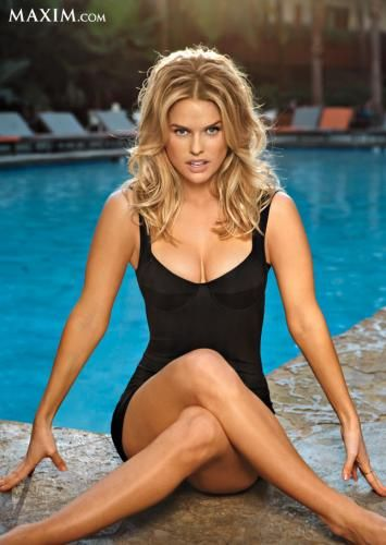 """Star Trek Into Darkness"" Actress Alice Eve 