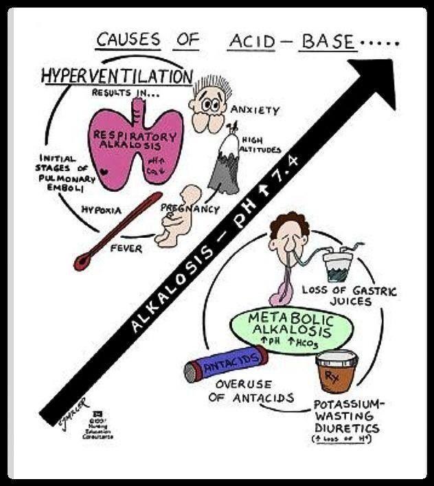 Balance Board Tricks Youtube: Causes Of Acid Base Hyperventilation