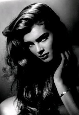 Brooke Shields | by George Hurrell